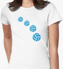 Blue volleyballs T-Shirt