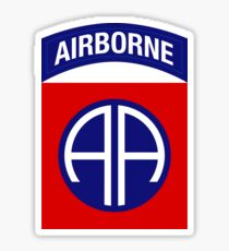 82nd Airborne Division (US Army) Sticker