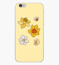 Colorful Daffodils iPhone Case