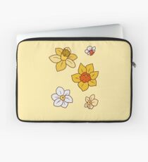 Colorful Daffodils Laptop Sleeve