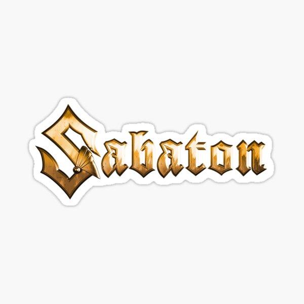 Offizielles Merchandise von Sabaton Band Sticker