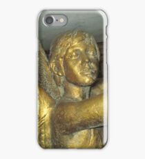 Statue of angel 1 iPhone Case/Skin