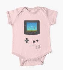 Nintendo Game Boy Super Mario Girly Kids Clothes