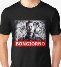 Camiseta unisex Bastardos sin gloria Aldo Raine