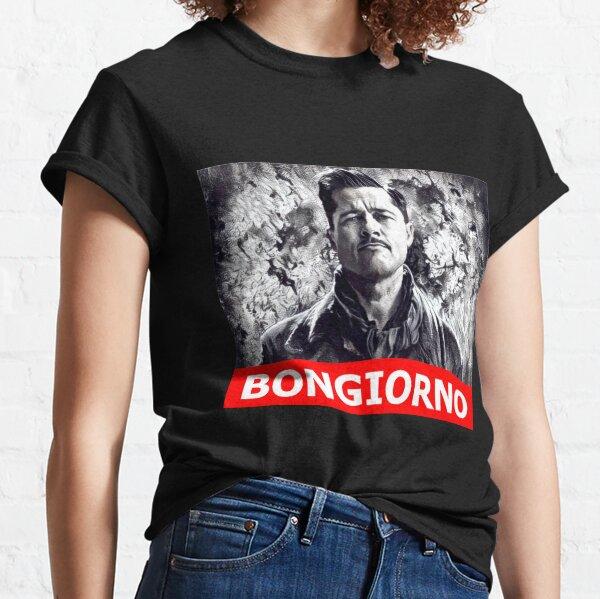 Inglorious Basterds Aldo Raine Classic T-Shirt