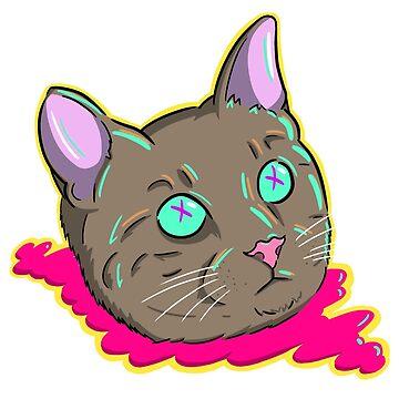 Dead cat design by Noskii