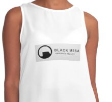 Black Mesa Contrast Tank