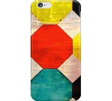 Hexagon design  iPhone Case/Skin