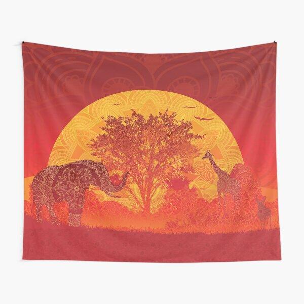 Afrika Tapestry