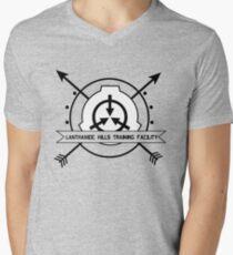 Lanthanide Hills Men's V-Neck T-Shirt