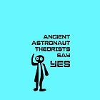 Ancient Aliens - Ancient Astronaut Theorists Say Yes Nazca Lines by yogamig