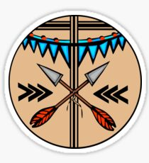 Native Sticker