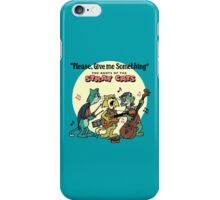 THE ROOTS OF THE STARY CATS iPhone Case/Skin