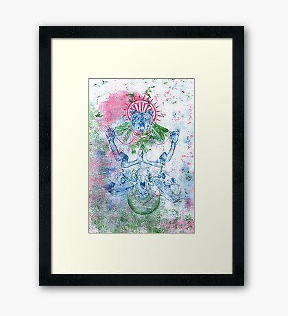 New Religion Framed Print
