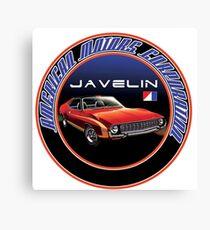AMC Javelin Canvas Print