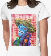 In The Afterlife Women's Fitted T-Shirt