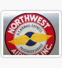Northwest Express Sticker