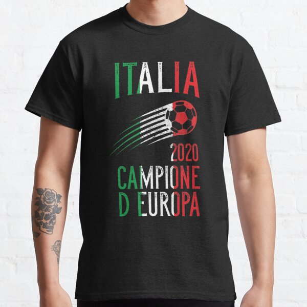 Italia Campione d Europa, Euro Cup Champions 2020 Italy Classic T-Shirt