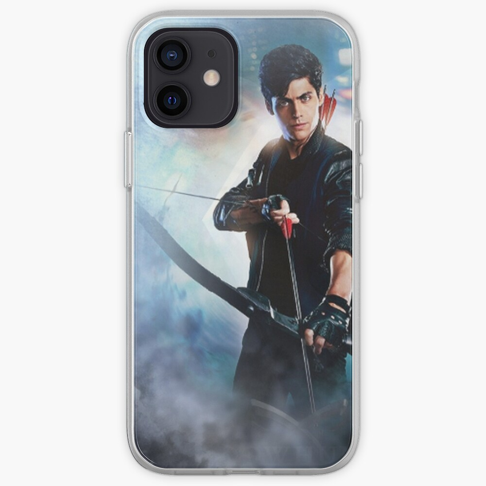 Alec Lightwood SHADOWHUNTERS iPhone Case & Cover