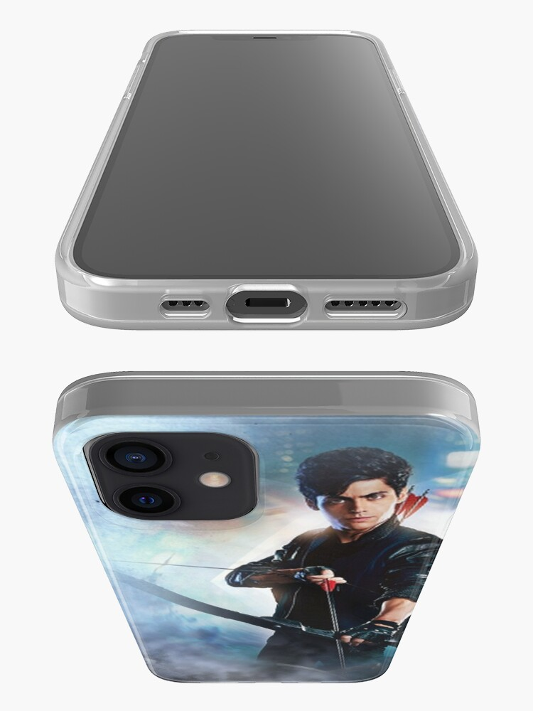 Alternate view of Alec Lightwood SHADOWHUNTERS iPhone Case & Cover