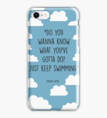pbbyc - Finding Nemo Quote iPhone Case/Skin