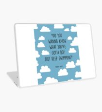 pbbyc - Finding Nemo Quote Laptop Skin