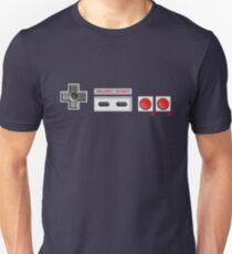 NES Buttons T-Shirt