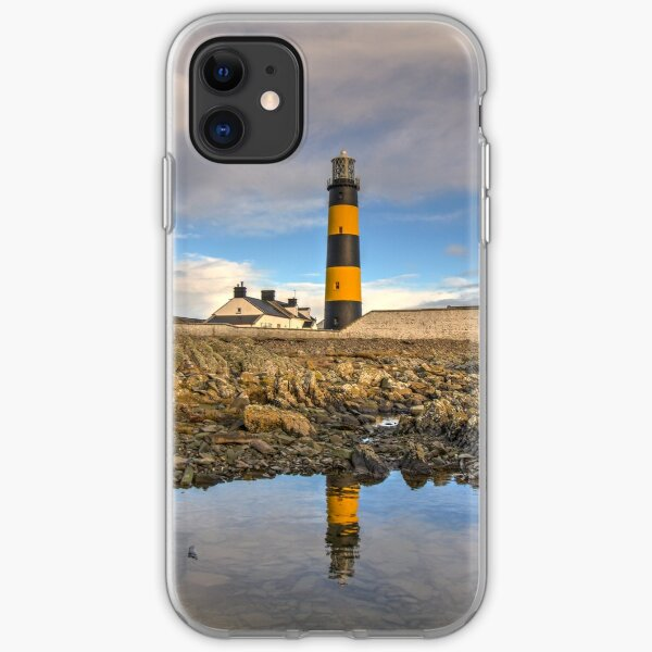 St. John's Point Lighthouse County Down iPhone Soft Case
