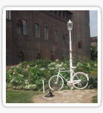 Vintage bicycle/ Bicicleta vintage Sticker
