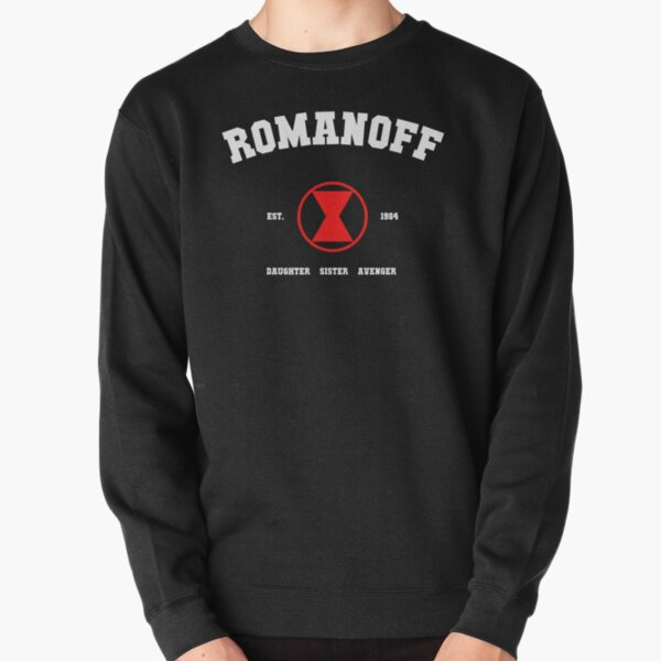 Romanoff Est. 1984 Widow Tribute Pullover Sweatshirt