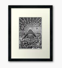 Glastonbury (2010) Framed Print