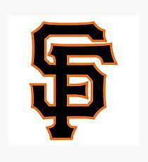 America's Game - San Francisco Giants Photographic Print