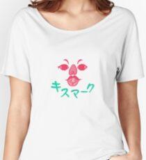 キスマーク- Hickey Women's Relaxed Fit T-Shirt