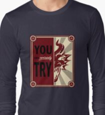Time to Kill the Dragons Long Sleeve T-Shirt