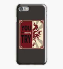 Time to Kill the Dragons iPhone Case/Skin