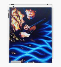 A Study in Liquid Heat iPad Case/Skin