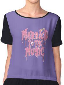 Married th the Music SHINee Chiffon Top