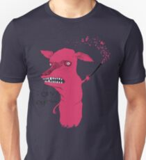 Bad Explanation Art Dog Unisex T-Shirt