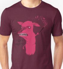 Bad Explanation Art Dog Unisex T-Shirt