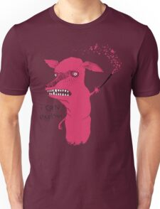 Bad Explanation Art Dog T-Shirt