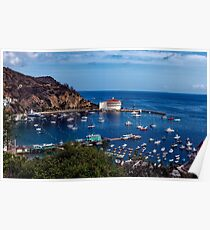 Catalina Island California Poster
