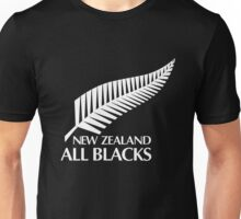New Zealand All Blacks  Unisex T-Shirt