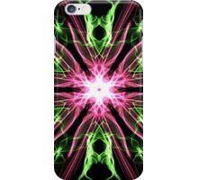 Weavesilk Art - Flower iPhone Case/Skin