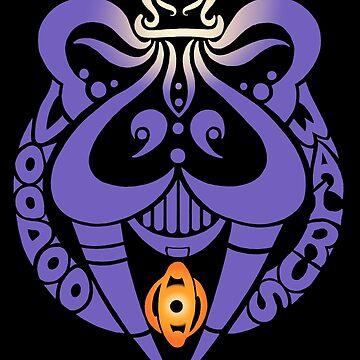 Voodoo Walrus Sigil by voodoowalrus