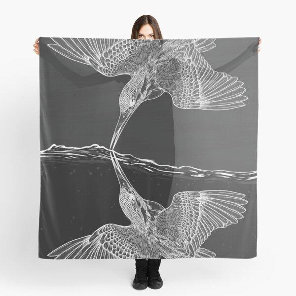 Kingfisher Scarf