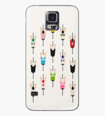Bicycle squad Case/Skin for Samsung Galaxy