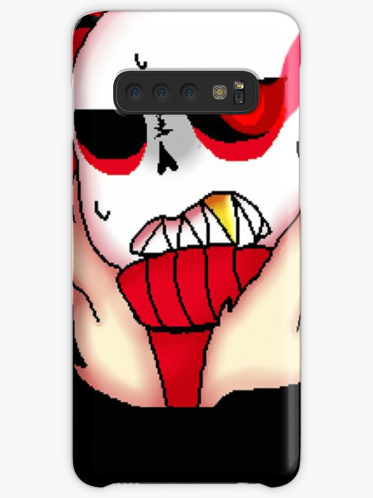 'Underfell Sans by Caliibrii (Me)' Case/Skin for Samsung Galaxy by Caliibrii