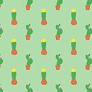 Cacti Pattern by ashraae