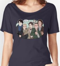 Moar Superwholock Women's Relaxed Fit T-Shirt