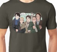 Moar Superwholock Unisex T-Shirt